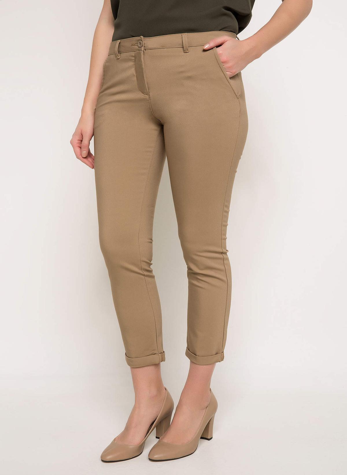 Defacto Slim Fit Denim Chino Pantolon I0617az18spbg82pantolon – 49.99 TL